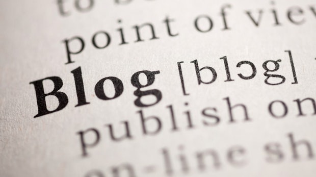 waarom bloggen?